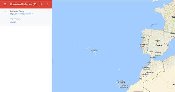 torrent maps