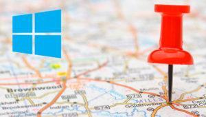 Cómo borrar tu actividad de ubicación en Windows 10 Creators Update
