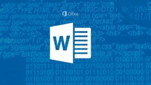 Cómo abrir un documento Word para evitar ser infectado con virus