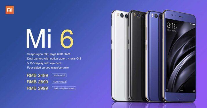 xiaomi-mi-6-precio-y-modelos