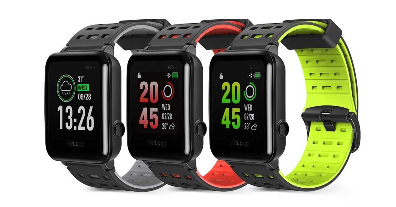 Xiaomi Weloop Hey 3s El Smartwatch Que Copia Al Apple