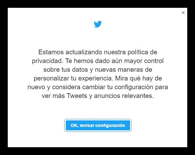 Politicas-privacidad twitter actualizadas-mayo-2017
