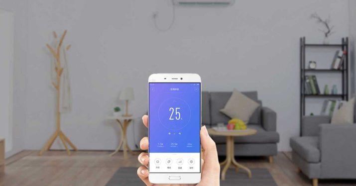 Xiaomi-Smart-Home-Air-Conditioner-Partner-app
