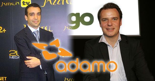 Ver noticia 'Los responsables del éxito de Yoigo y Jazztel se unen en Adamo'