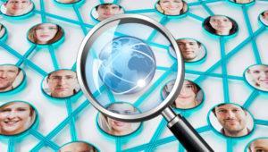¿Se puede encontrar a una persona por Internet?