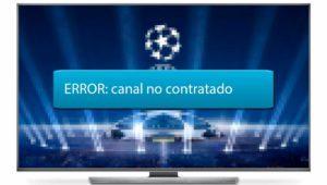 Más que probable adiós a la Champions League en abierto por televisión