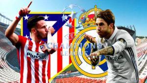 Cómo ver el Atlético de Madrid – Real Madrid de Champions: en televisión, online y desde el móvil