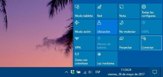 proyectar la pantalla de otro ordenador