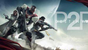 Destiny 2 usará P2P para el juego online ¿bueno o malo para los usuarios?