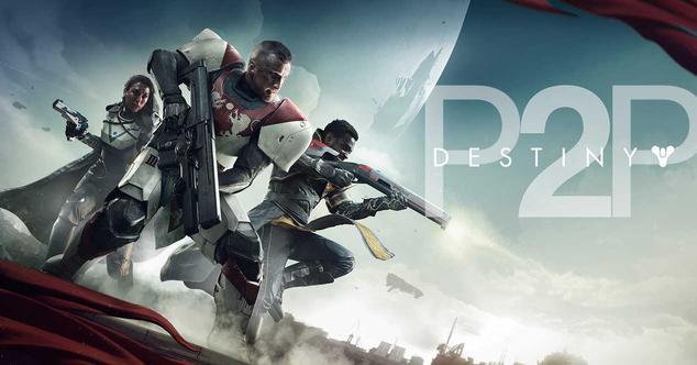 Destiny 2 p2p