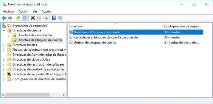 cuenta de windows