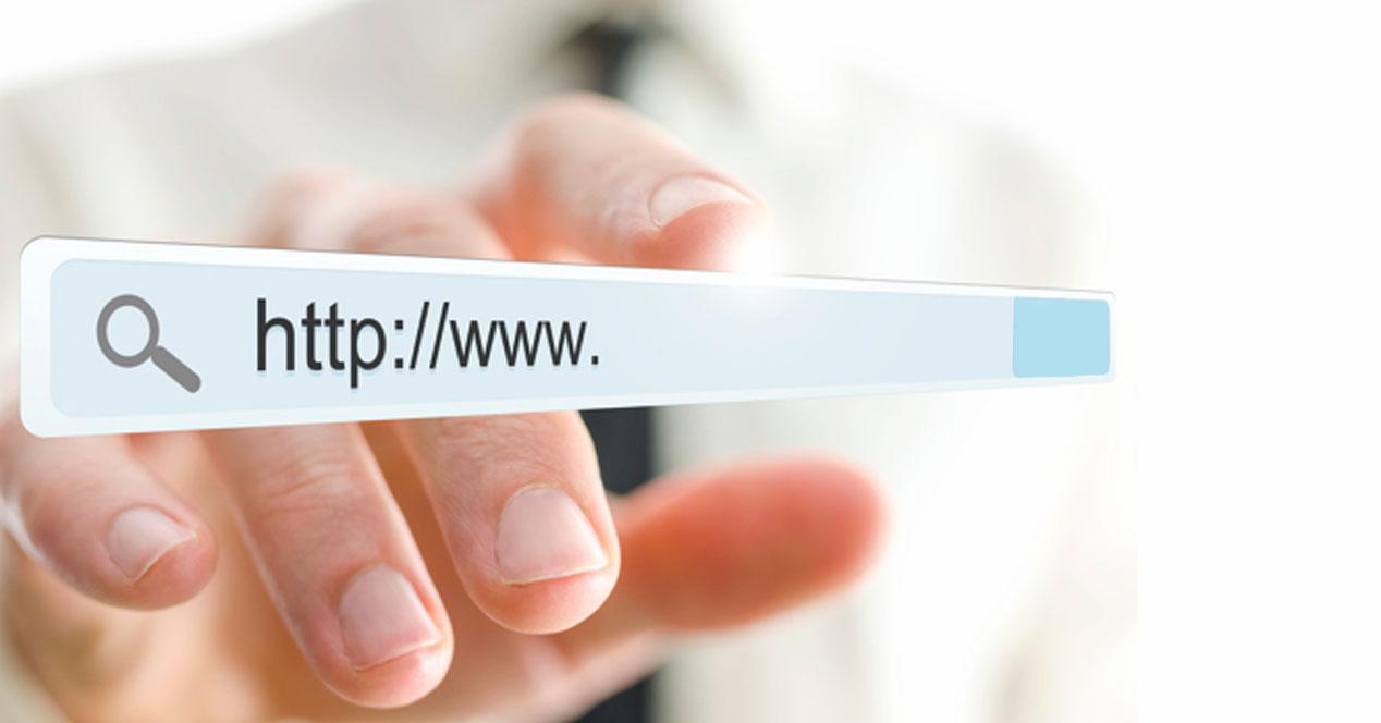 registrar dominio de una web