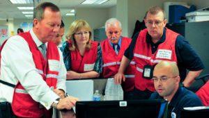 MNLR, nueva conexión de alta velocidad para enviar grandes cantidades de datos en emergencias