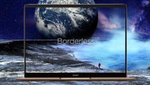 Nuevos Huawei MateBook: portátiles Intel Core i7 ultraligeros desde 799 euros