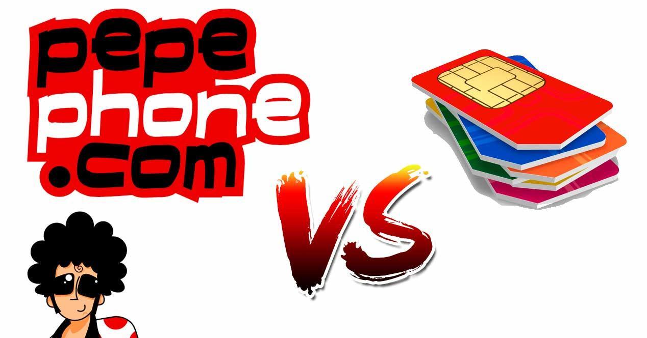 Comparativa: Inimitable de Pepephone con 19GB vs tarifas ...