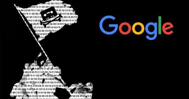 Google Drive piratería