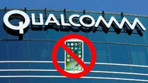 Qualcomm pasa al ataque y busca impedir que Apple venda el iPhone en su propia casa