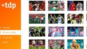 Algunos deportes en directo se verán únicamente en Samsung Smart TV con la nueva app de Teledeporte