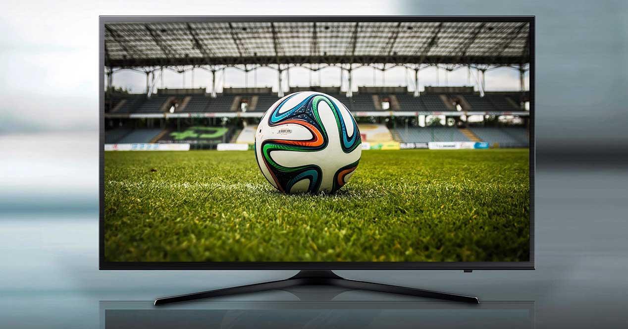 4K a 120 fps tv futbol hfr abierto