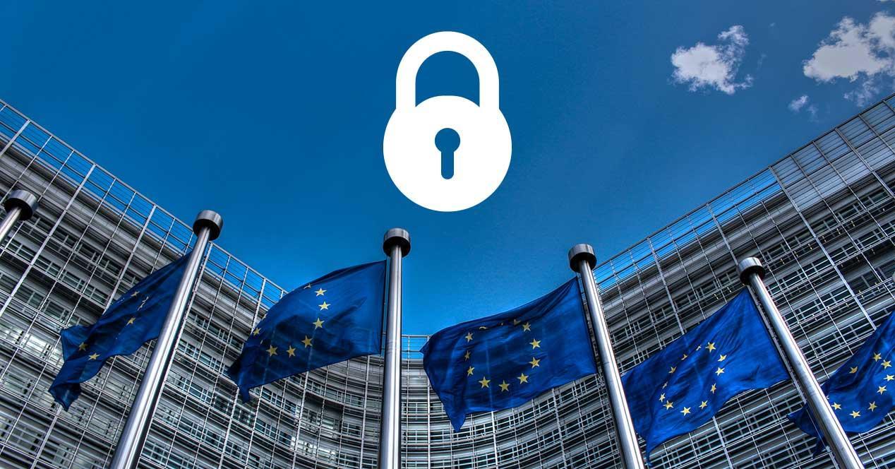 union-europea-contraseña