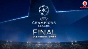 Vodafone ofrecerá en exclusiva la final de la Champions League en 4K