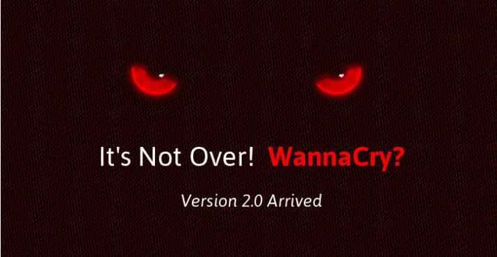 Ransomware WannaCry 2.0