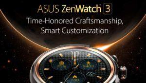 Asus fracasa con los relojes ZenWatch con Android Wear