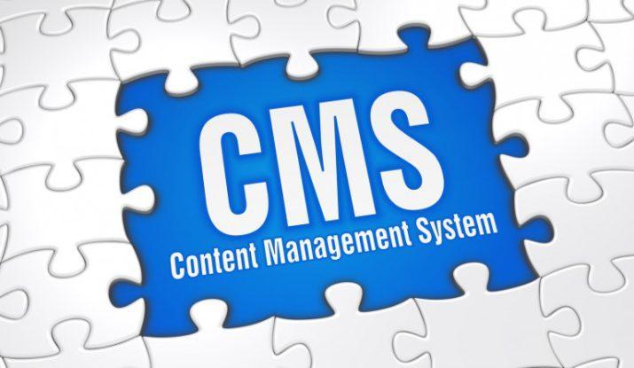 CMS para hacer una página web
