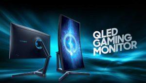 Samsung lanza los primeros monitores gaming QLED con HDR y 144 Hz