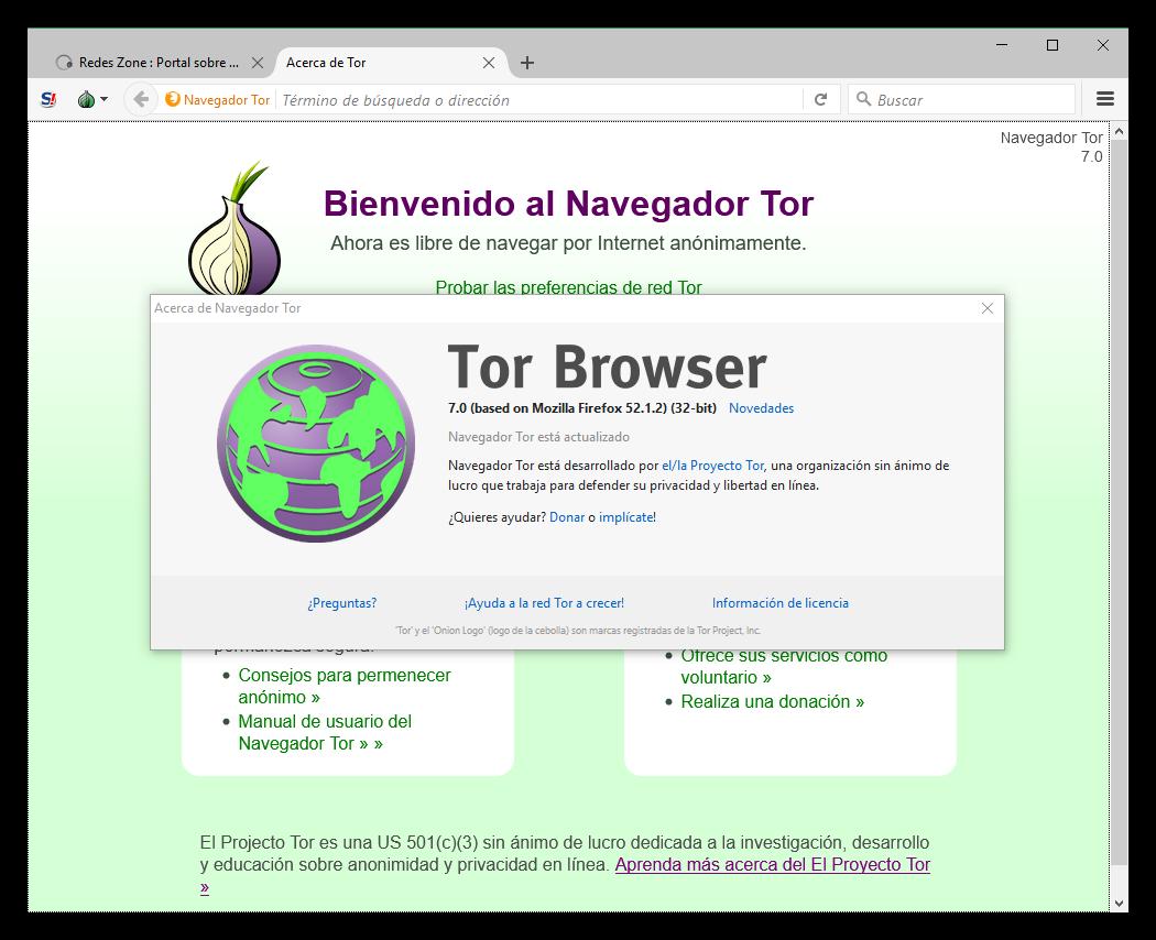 8c38bad5e Otra de las ventajas de Tor Browser 7.0 es que todo se ejecuta dentro de un  sandbox o entorno protegido. Por desgracia