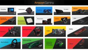 Las mejores ofertas de Amazon en las rebajas de PC Gaming