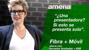 Orange lanza fibra Amena con móvil desde 41 euros