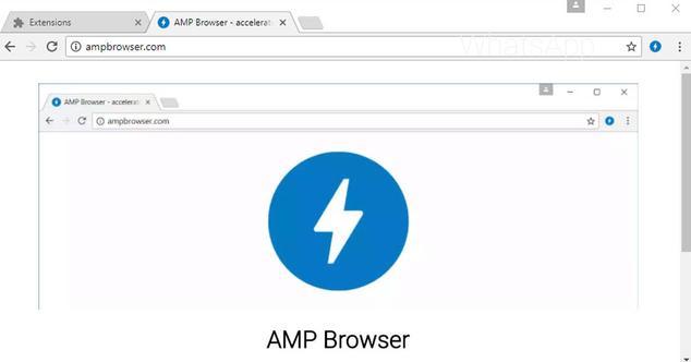 amp browser