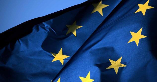 bandera de europa ue