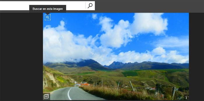 Bing imágenes