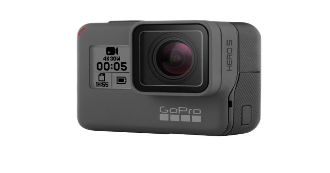 Mejores cámaras de acción sumergibles