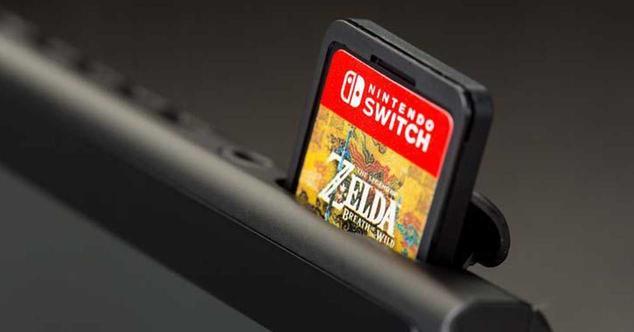 cartucho nintendo switch