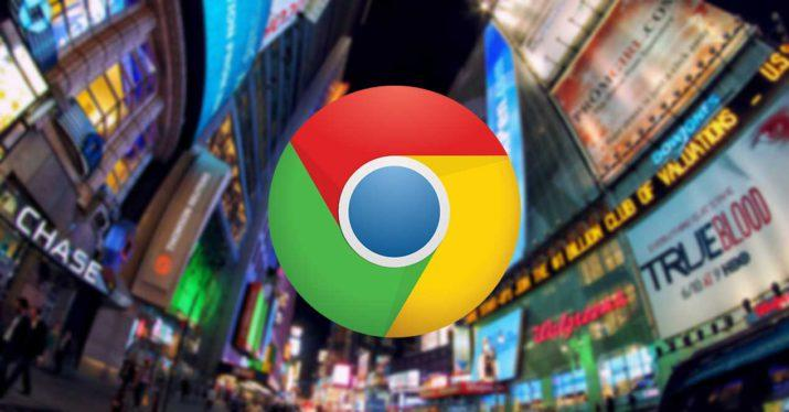 google chrome anuncios adblock
