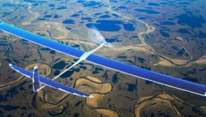 El dron de Facebook para ofrecer Internet a zonas remotas completa con éxito otra prueba