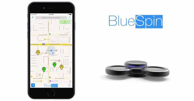 Ver noticia 'Este fidget spinner tiene multijugador online a través de tu smartphone'