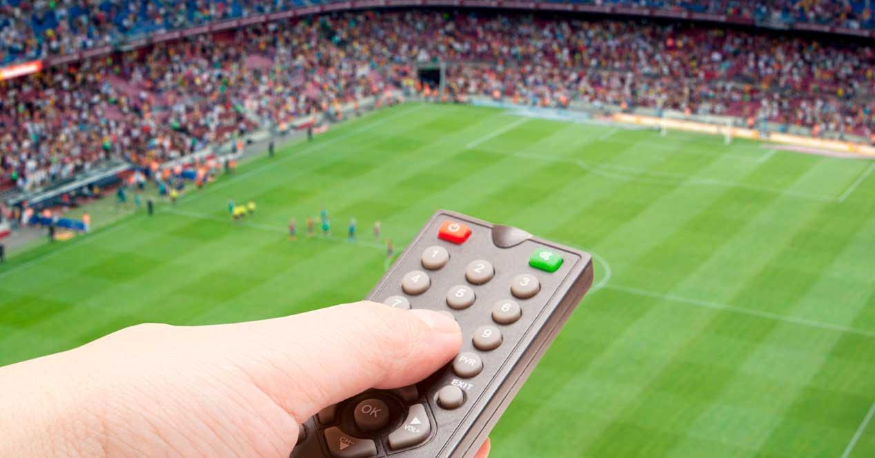 fútbol de pago sky