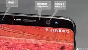 Fotos filtradas confirman el diseño del Samsung Galaxy Note 8