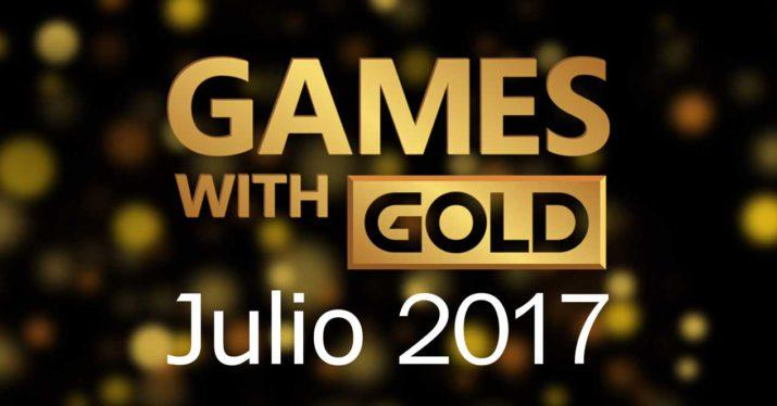 games-with-gold-julio-2017 juegos gratis xbox