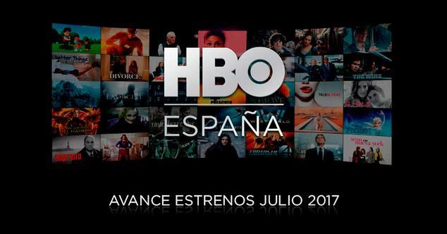 Estrenos HBO julio 2017