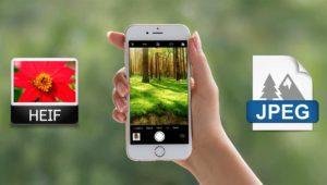 HEIF vs JPG: ¿qué aporta el nuevo formato de imagen de iOS 11?