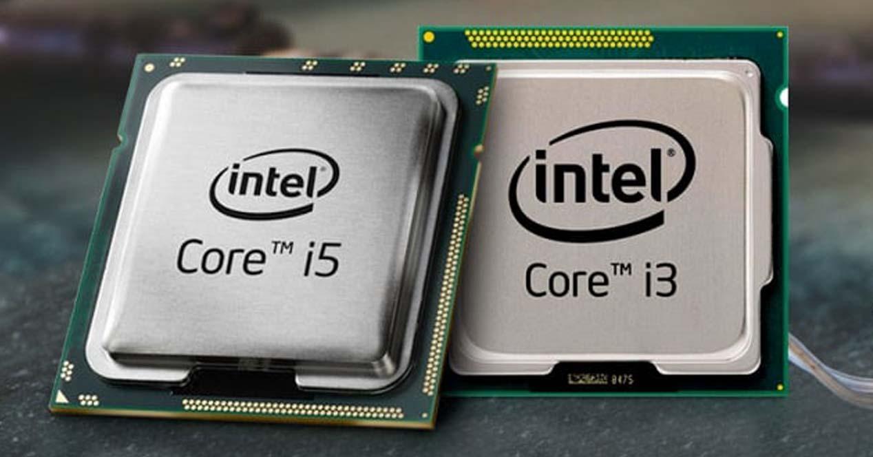 intel core i3 i5