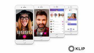 Klip, llega a España otra alternativa a Tinder que se hace fuerte gracias al vídeo
