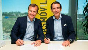 MásMóvil firma un acuerdo con Ericsson para mejorar su red y ofrecer VoLTE o WiFi Calling