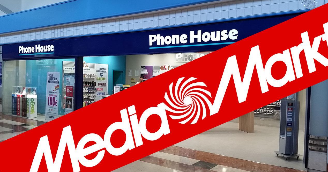 media markt phone house
