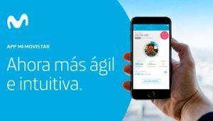 La app Mi Movistar ahora con nueva imagen y más funciones de autogestión